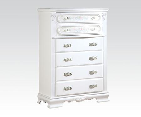 Acme Furniture 01666 Flora Series Wood Chest