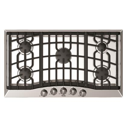 Viking RVGC3365BSS  Stainless Steel  Cooktop