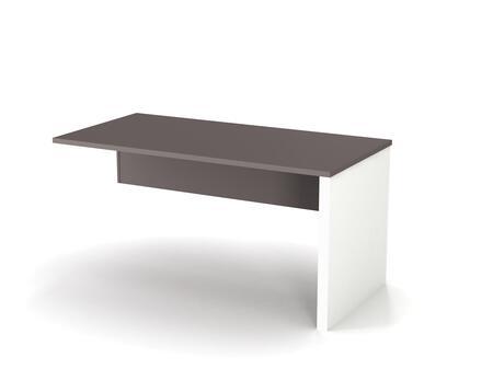 Bestar Furniture 93812 Connexion Return table