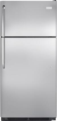 Frigidaire FFTR18D2PS Freestanding Full Size 18.2 cu. ft. Capacity,  Top Freezer Refrigerator |Appliances Connection