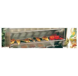 Picture of 3672S Heavy Duty Gauge Stainless Steel Warming Rack for the Custom Legacy