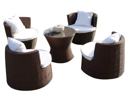 Deeco DMGV503  Patio Sets