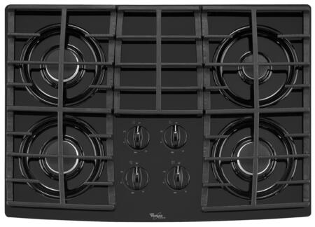 Whirlpool GLT3057RB Gold Series Gas Sealed Burner Style Cooktop |Appliances Connection