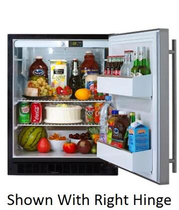 Marvel 6ADAMWWFLL  Built In Counter Depth Compact Refrigerator with 5.3 cu. ft. Capacity, 2 Wire Shelves