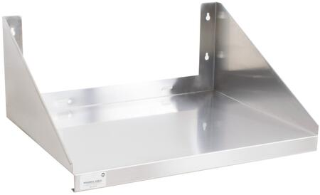 Advance Tabco MS Wall Mounted Microwave Shelf in Stainless Steel