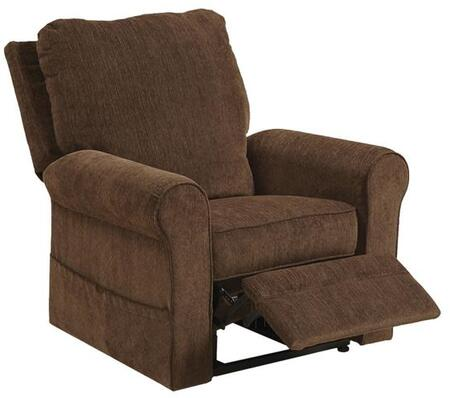 Catnapper 4851258909 Edwards Series Transitional Chenille Metal Frame  Recliners