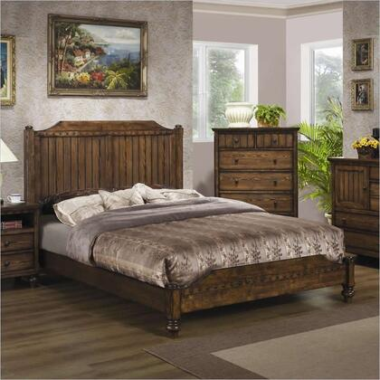 Coaster 201681Q Clarin Series  Queen Size Box Spring Bed