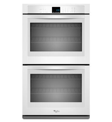 """Whirlpool WOD51EC0AW 30"""" Double Wall Oven  Appliances Connection"""