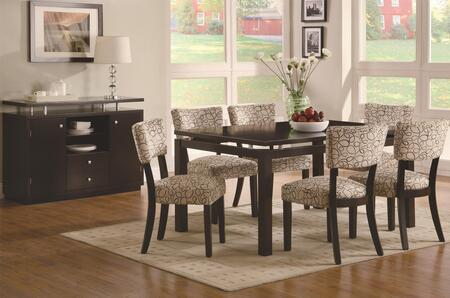 Coaster 103161SETB Libby Dining Room Sets