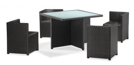 Zuo 701148  Patio Sets