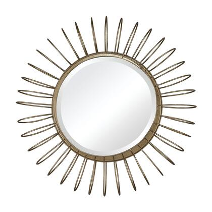 Sterling 138001 Green Field Series Round Both Wall Mirror