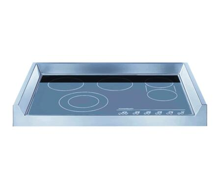 Kuppersbusch KCT9062EUL  Electric Cooktop, in Stainless Steel
