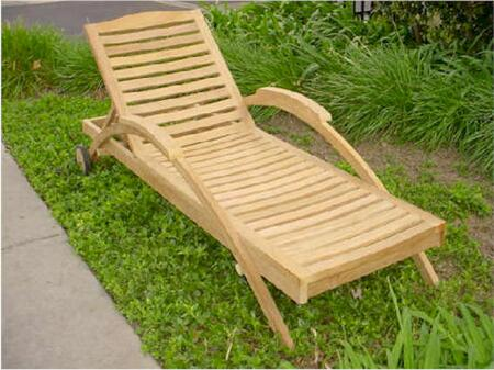 """Anderson SL098 78"""" Lounge Chair"""