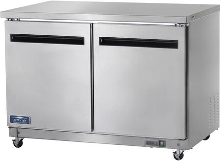Arctic Air Auc48f 48 25 Inch Counter Height 12 Cu Ft