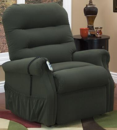MedLift 3053T, 30 Series TALL-Three-Way Reclining Lift Chair: