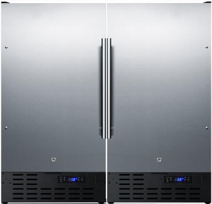 Summit 724027 Compact Refrigerators