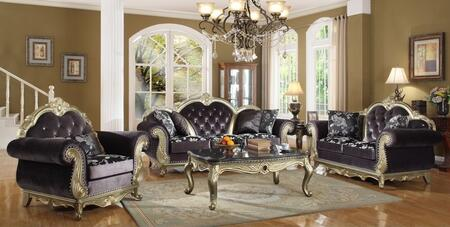 Meridian 653SLC Roma Living Room Sets