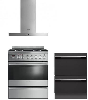 Fisher Paykel 718755 Kitchen Appliance Packages