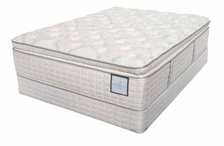 Serta PSPT701423SETTXL Bellagio Twin Extra Long Mattress Set