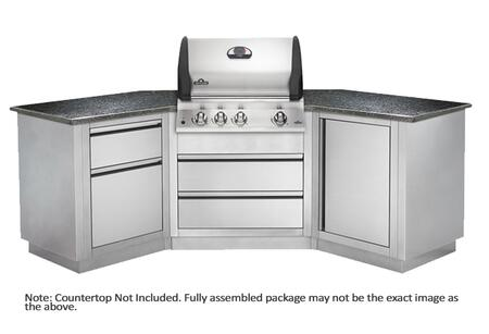 Napoleon BIP500RBPSSKIT2 Grill Packages