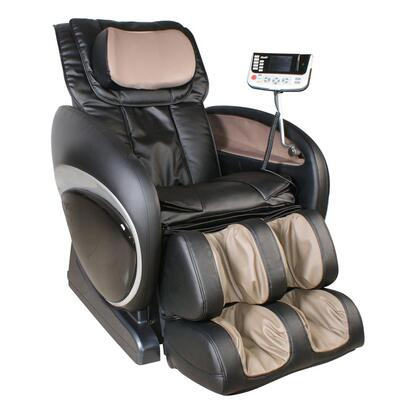 Osaki OS3000BLACKBEIGE Full Body Shiatsu/Swedish Massage Chair