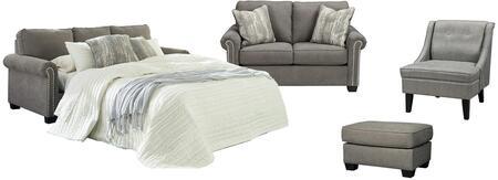 Benchcraft 92602QSSLACO Gilman Living Room Sets