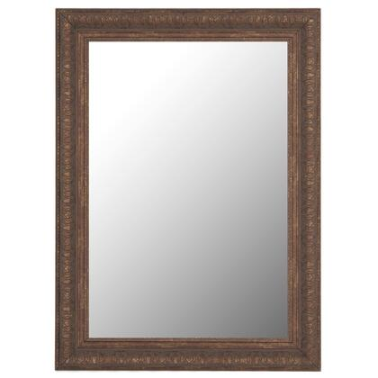 Hitchcock Butterfield 68130X Reflections Ishtar Copper Gold Framed Wall Mirror