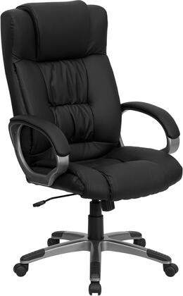 """Flash Furniture BT9002HBKGG 26.5"""" Contemporary Office Chair"""