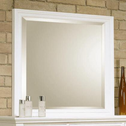 Coaster 201304 Sandy Beach Series Square Portrait Dresser Mirror