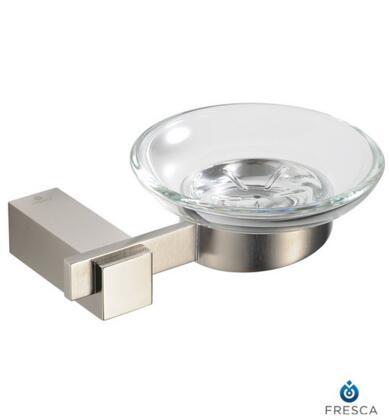 Fresca FAC1403 Ellite Soap Dish with Heavy Duty Brass in
