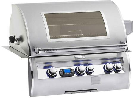 "FireMagic E660I4L1NW Built-In 33"" Natural Gas Grill"