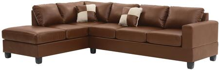 Glory Furniture G300BSC G300 Series Stationary Sofa