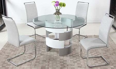 Chintaly SUNNY5PC Sunny Dining Room Sets