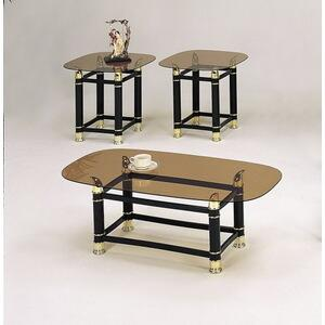 Acme Furniture 02125S Casual Living Room Table Set