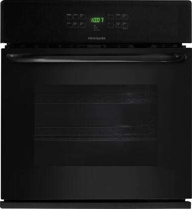 "Frigidaire FFEW2725 27"" Single Electric Wall Oven with 3.8 cu. ft. Self-Clean Oven, ADA Compliant, Delay Clean Option, Timed Cook Option, Keep Warm Setting, and Auto Oven Shut-Off in"
