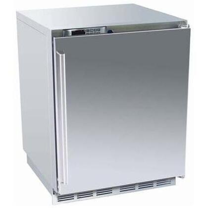 Perlick HP24FS1RDNU Signature Series Counter Depth Freezer with 5.3 cu. ft. Capacity in Stainless Steel