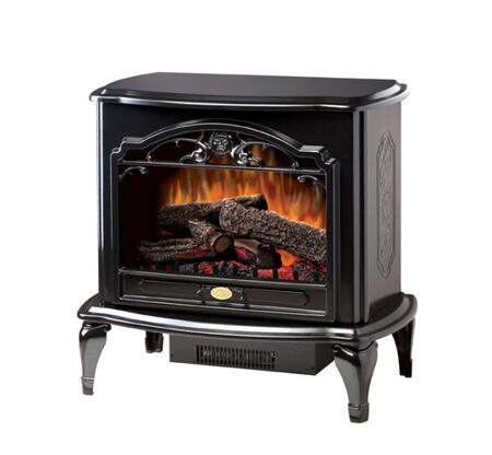 "Dimplex Celeste Collection TDS8515T 30"" Electric Stove with Thermostat Control, Fan Forced Heater and 5120 BTU"