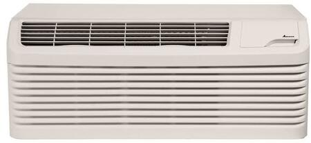 Amana PTHx4G50AXXX DigitSmart Series Packaged Terminal Air Conditioner with 5.0 kW Electric Heat Backup, R410A Refrigerant, 265 Volts, 30 Amps