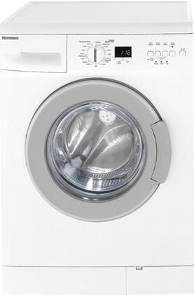 Blomberg WM67120  2.35 cu. ft. Front Load Washer, in White