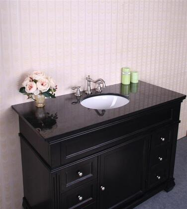 Legion Furniture WLF6012-XXX-49 49in. Backsplash and Cupc Sink