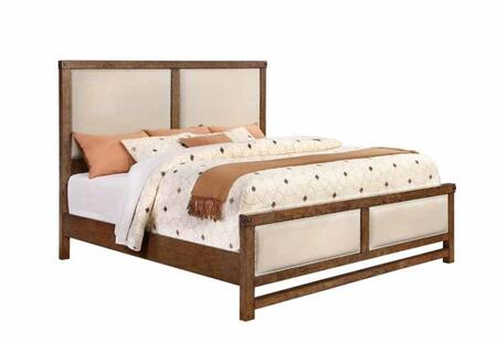Coaster 204171KE Bridgeport Series  King Size Panel Bed
