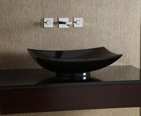 Xylem GRVE158RBK Bath Sink