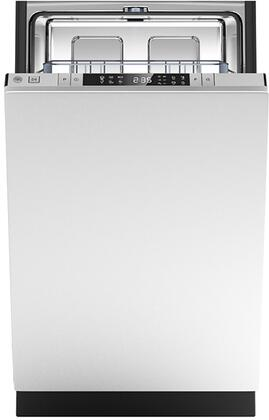 Bertazzoni Dw18pr 18 Inch Built In Fully Integrated Dishwasher