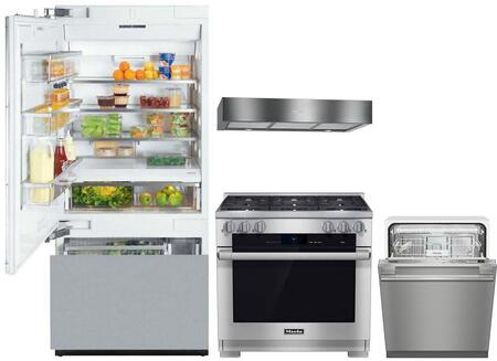 Miele 810233 Kitchen Appliance Packages