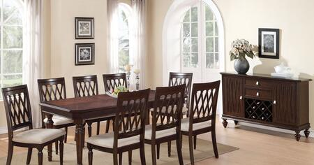 Cosmos SOPTABSER8CHR Dining Room Sets