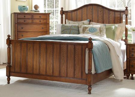 Broyhill HAYDENPANELBEDOCK Hayden Place Series  California King Size Panel Bed