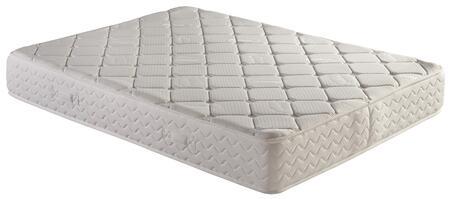 Atlantic Furniture M46013 Classic Series Full Size Tight Top Mattress