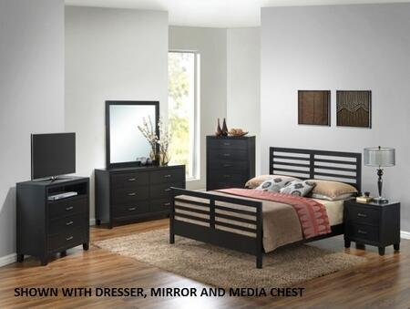 Glory Furniture G1250CQB2NTV G1250 Queen Bedroom Sets