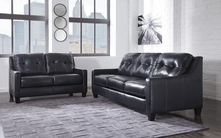 Milo Italia MI5386SLNAVY Regina Living Room Sets