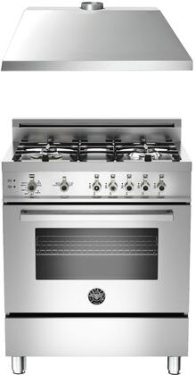 Bertazzoni 663545 Professional Kitchen Appliance Packages